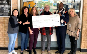 NCGH Donates to Food4Thought