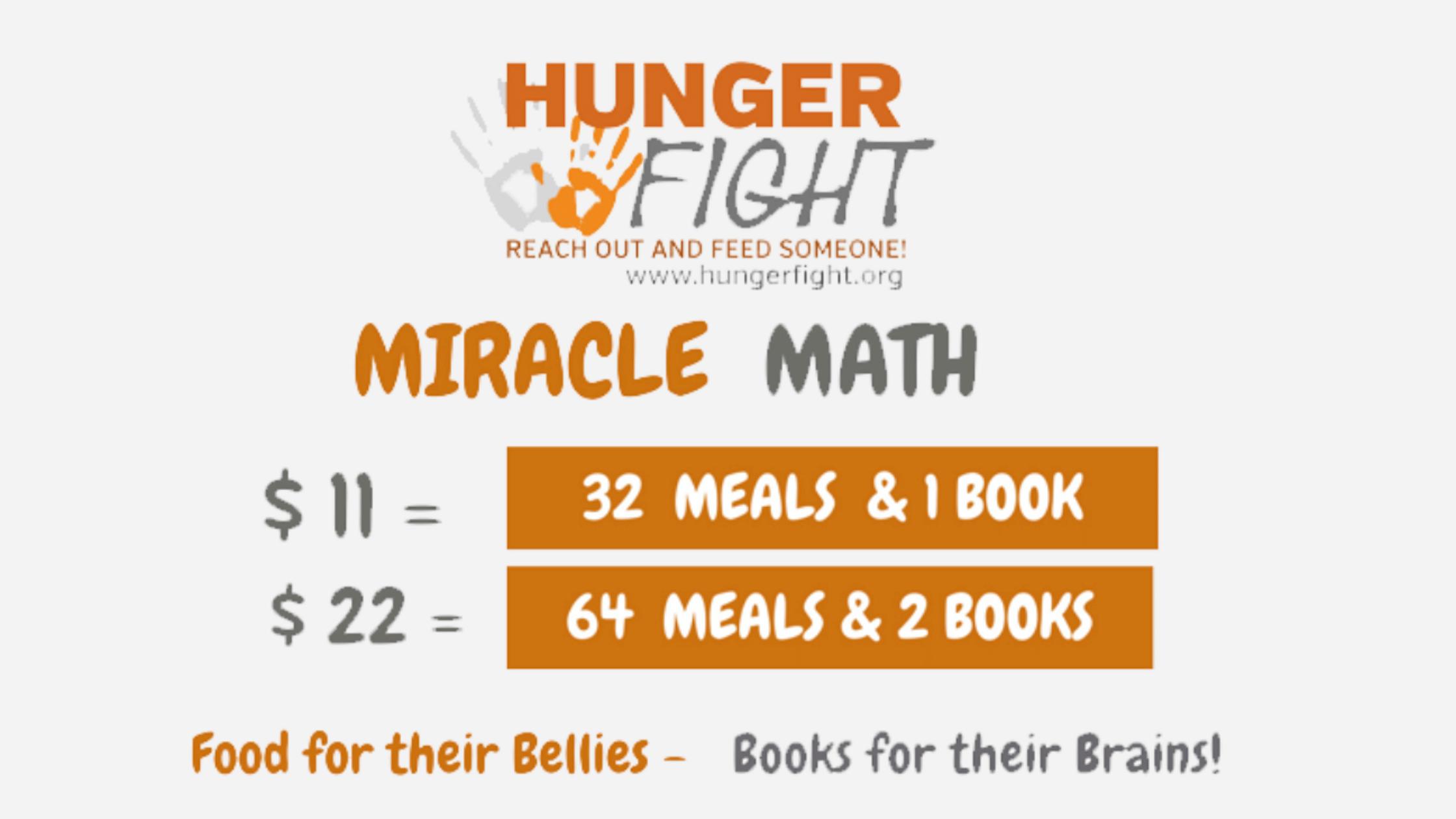 Donation to Childhood Hunger Program